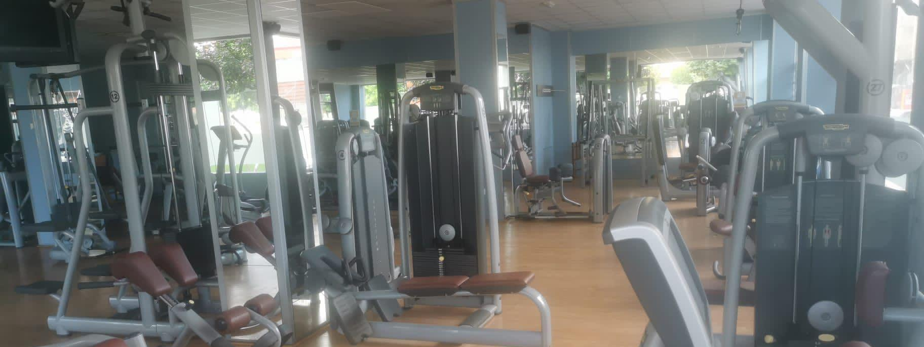 Instalaciones by Gym Total Fitness
