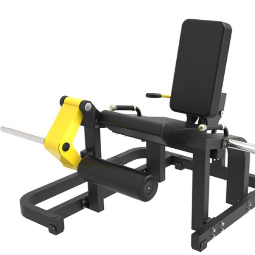 Seated Leg Extension  (Extención de cuadriceps discos) [1]