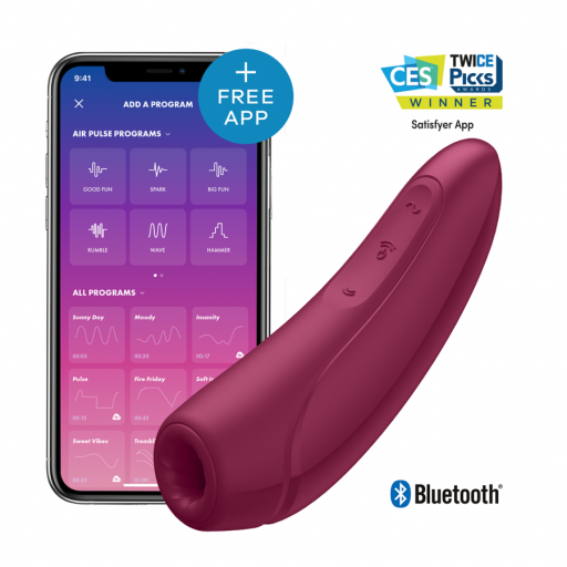 Satisfyer Curvy 1 + App
