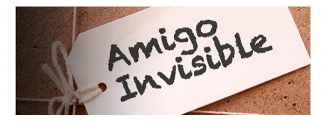 Amigo Invisible ¿Que regalar?