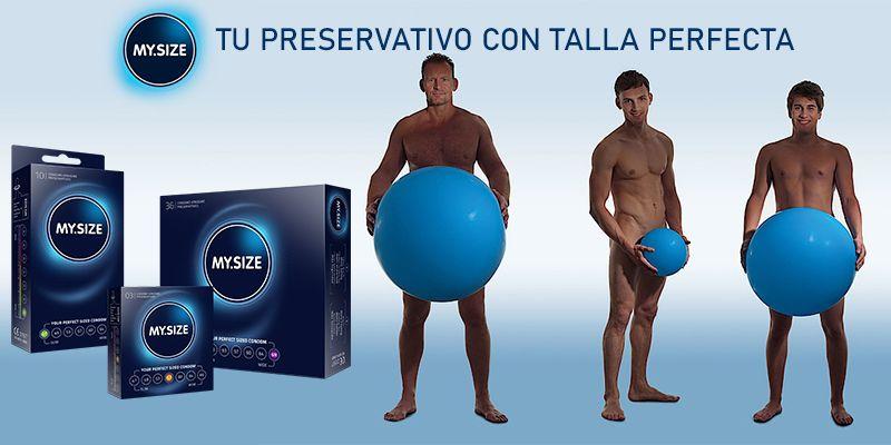 Preservativos My Size