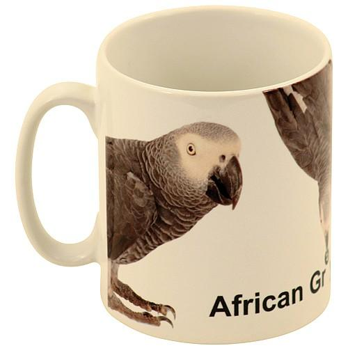 Taza desayuno AFRICAN GREY