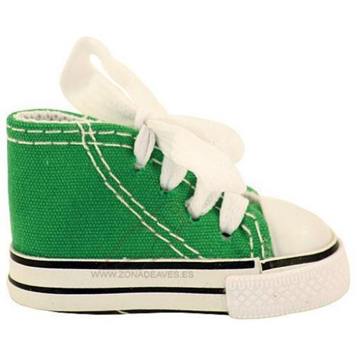 Zapatillas para loros
