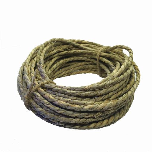 Cuerda de alga marina