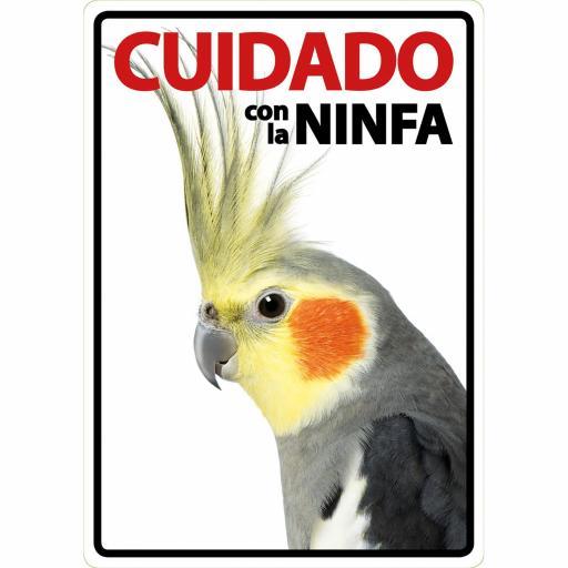 Cuidado con la Ninfa