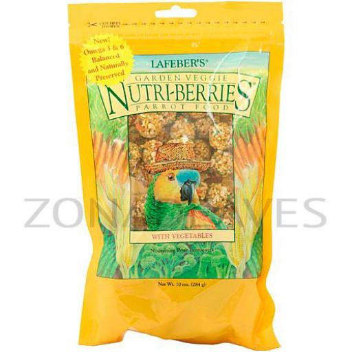 Nutriberries Garden veggie L