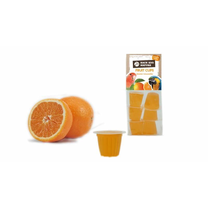 Gelatinas sabor Naranja