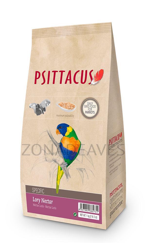 Néctar Loris PSITTACUS