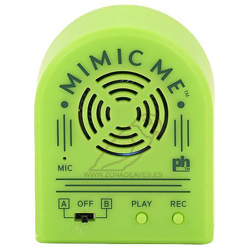 Grabadora de voz MIMIC ME