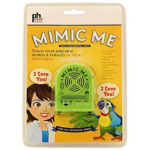 Grabadora de voz MIMIC ME [1]