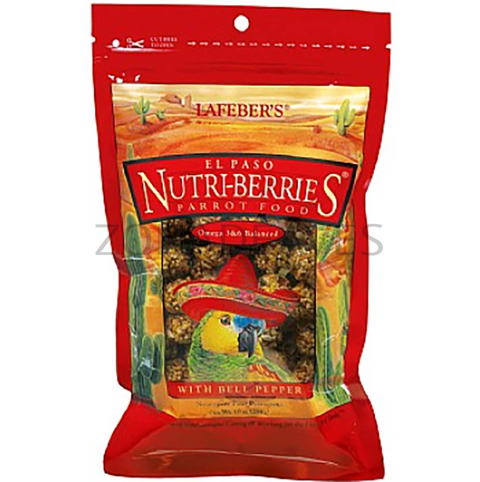 Nutriberries El Paso L