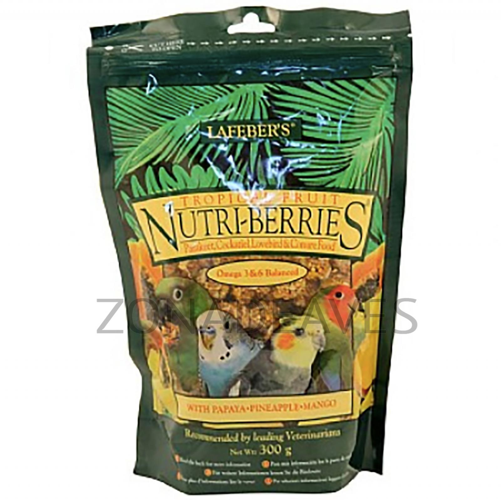 Nutriberries Tropical S