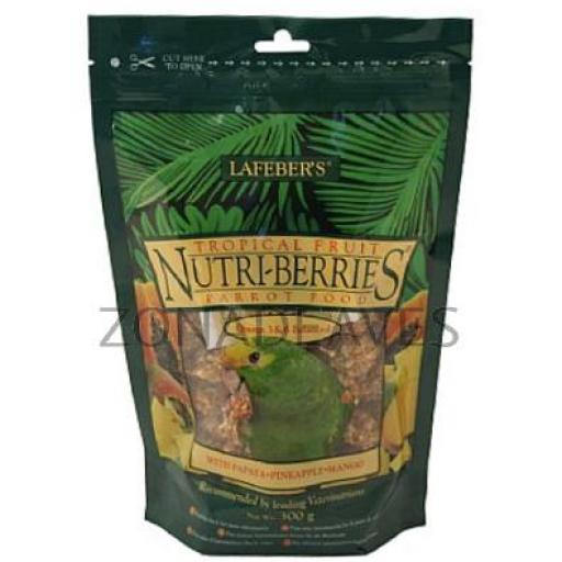 Nutriberries Tropical L