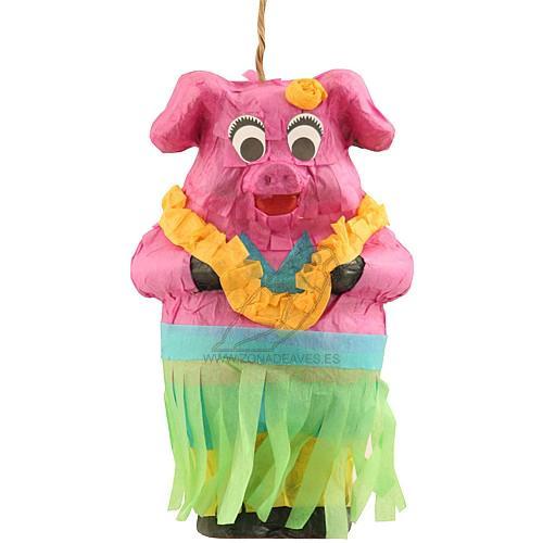 """Piñata para loros """"Piggy"""""""