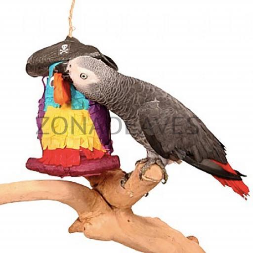 Piñata para loros Pirata [1]