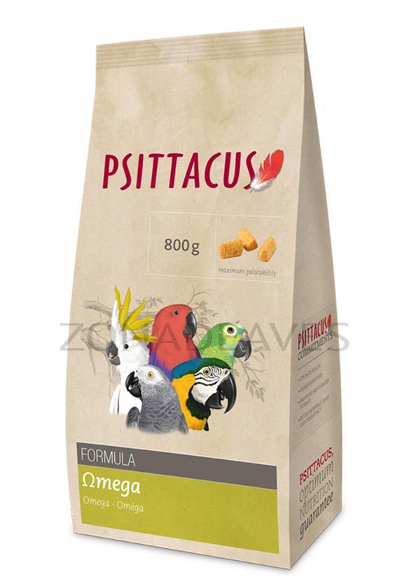 Pienso Psittacus omega