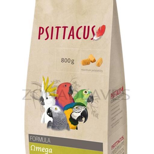Pienso Psittacus omega [0]