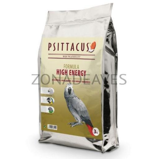 Pienso Psittacus alta energia  [1]