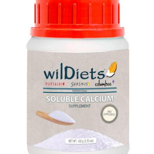 Soluble calcium