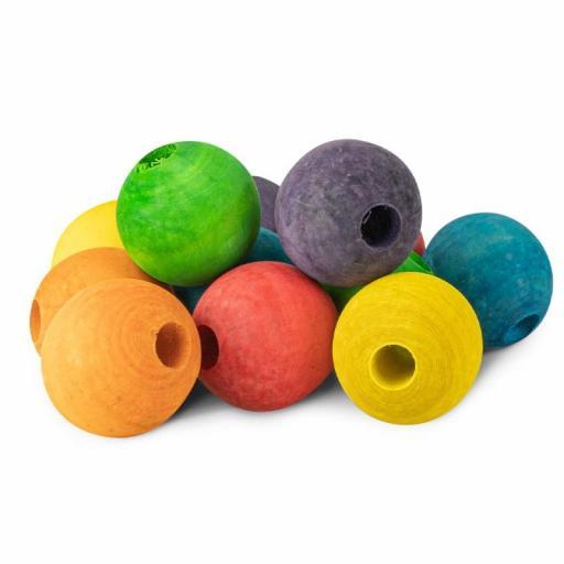 Bolas de madera XL