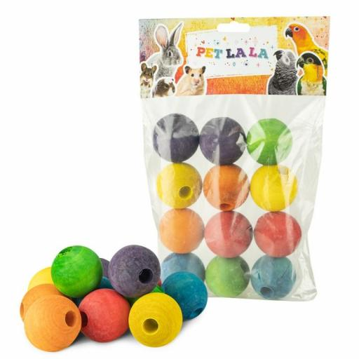 Bolas de madera XL [1]