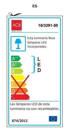 APLIQUE YEI LEDS de BAÑO [3]