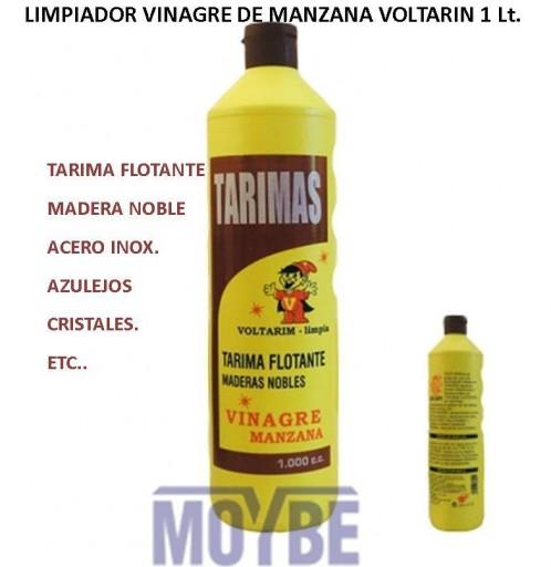 Limpiador Tarimas Vinagre Manzana VOLTARIN 1 Lt.
