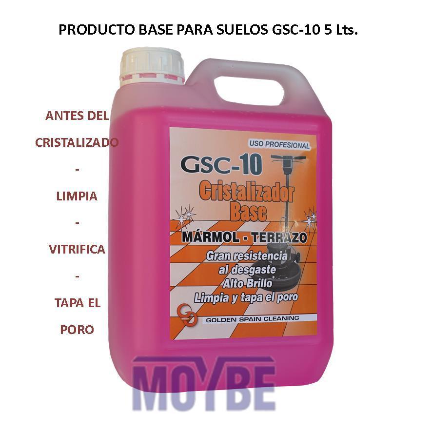 Producto Base Cristalizador GSC-10 5 Litros
