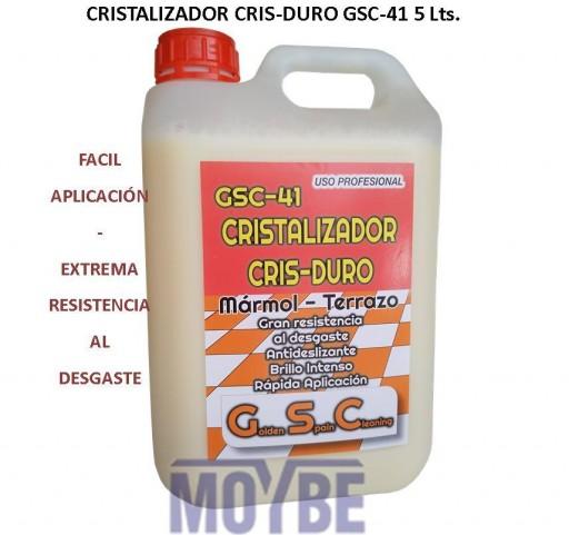 Cristalizador Duro CRIS-DURO GSC-41 5 Litros