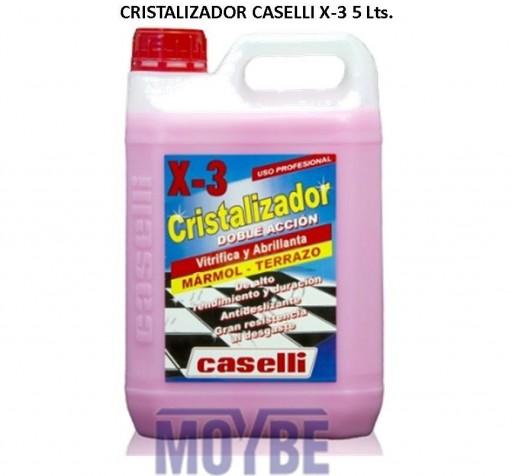 Cristalizador Rosa CASELLI X-3 6 Kilos