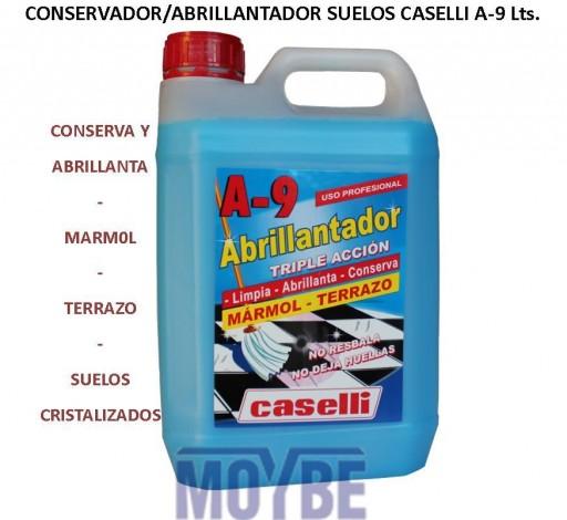 Abrillantador Conservador Cristalizados A-9 (5 litros) [0]