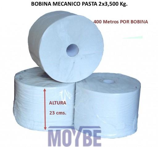 Bobina Mecánico Micro Extra 2 Capas 500 (2 Unidades)