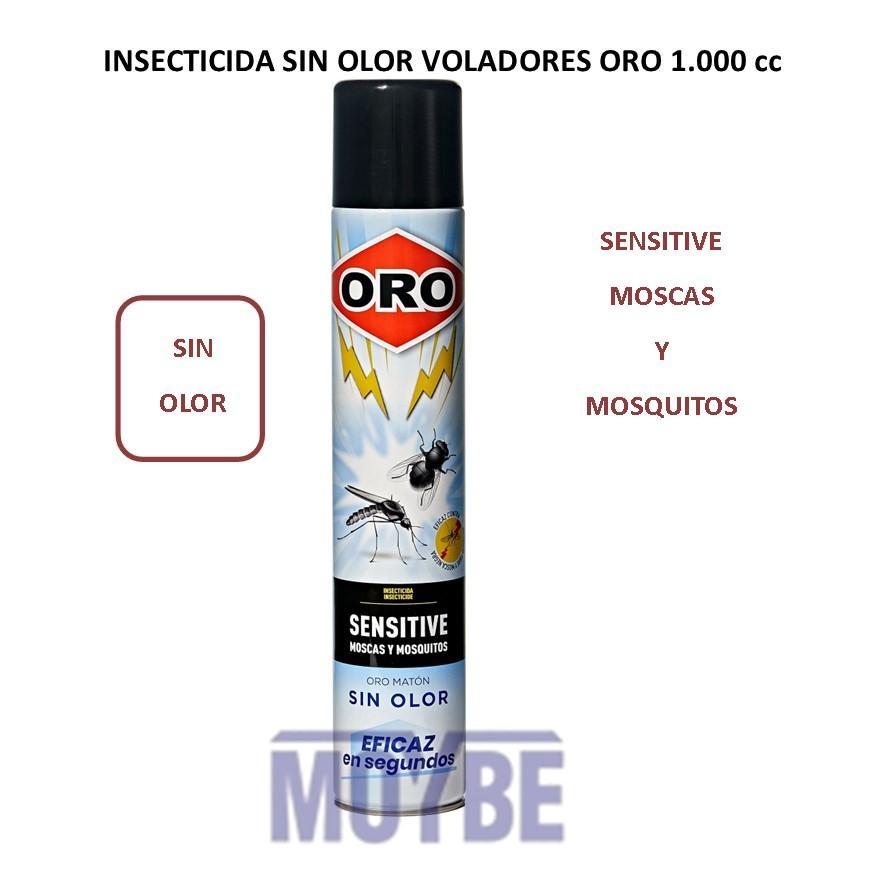 Insecticida Voladores Sin Perfume ORO 1.000 cc