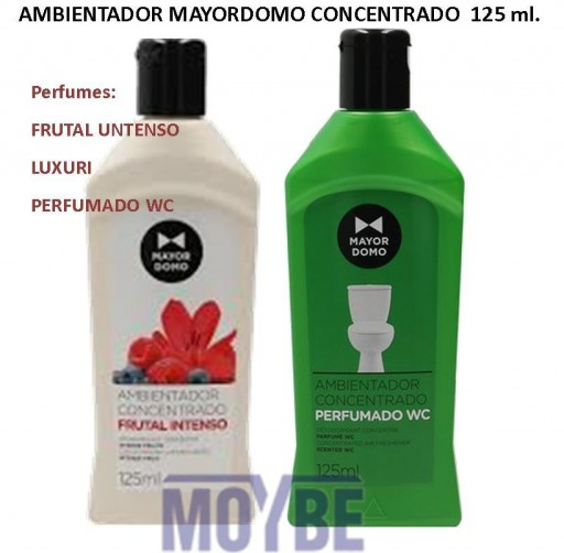 Ambientador Goteo Mayordomo (125 ml)