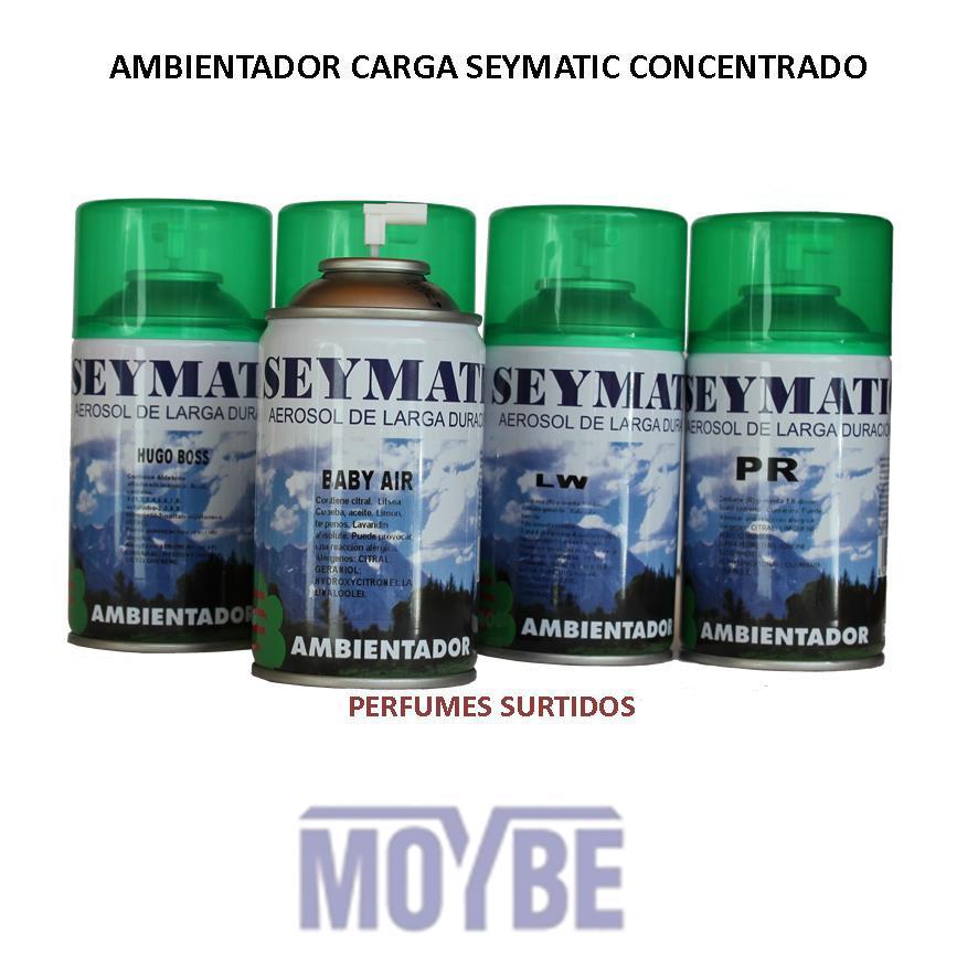 Ambientador Carga SEYMATIC Perfume P.R.