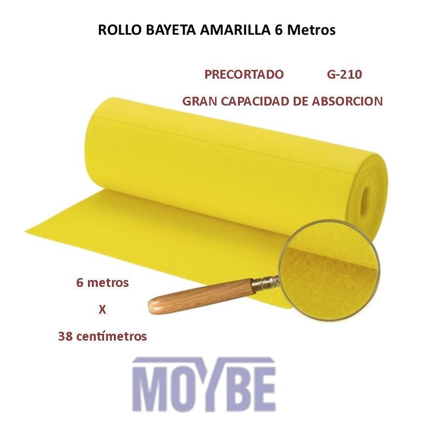 Rollo Bayeta Absorbente Precortado 600x38 G-210