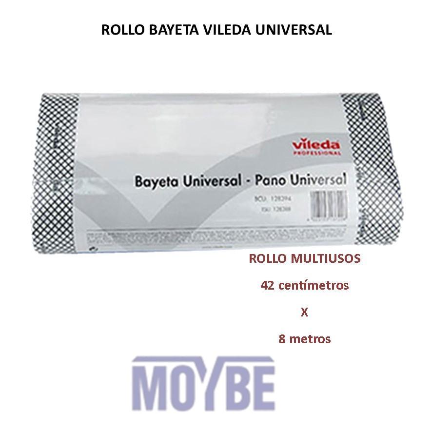 Gamuza VILEDA Universal (Rollo 42x800 cm.)