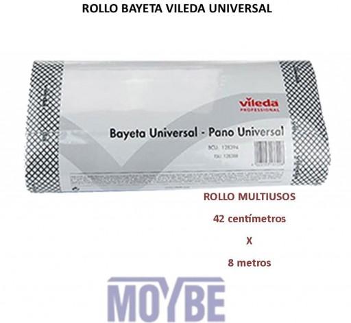 Gamuza VILEDA Universal (Rollo 42x800 cm.) [0]