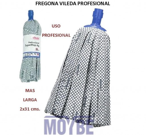 Fregona VILEDA Tiras Profesional
