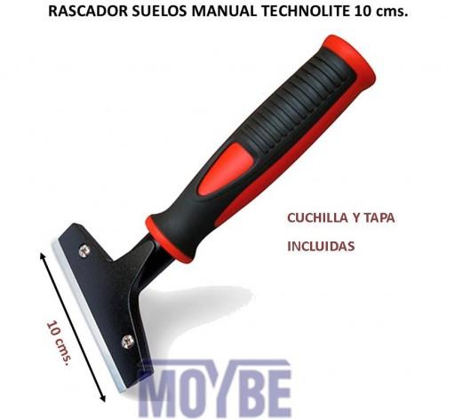 Rascador Suelos Manual TECHNOLITE 10 cms.
