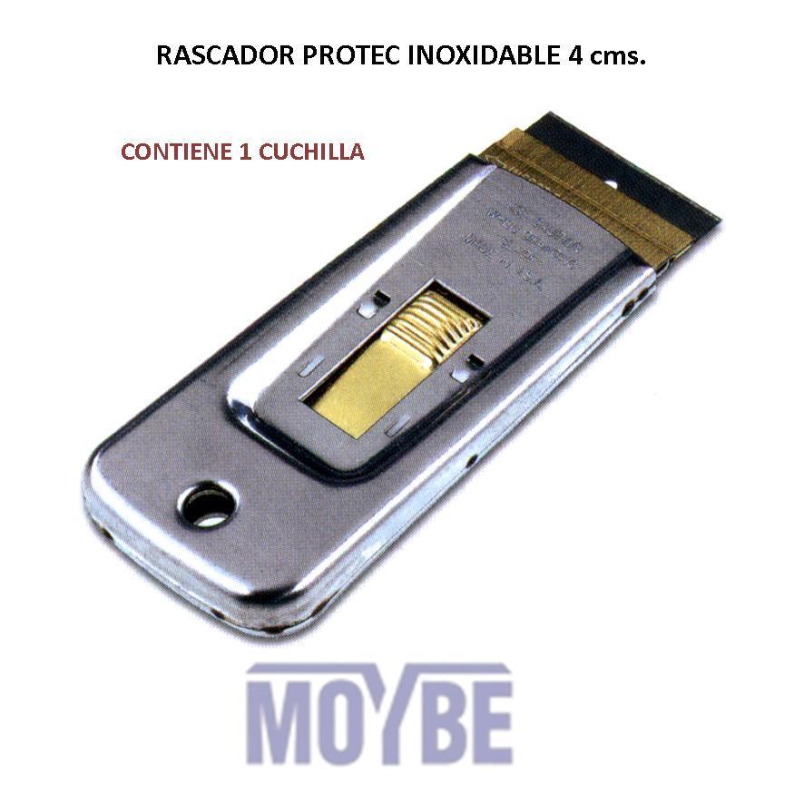 Rascador Metálico PROTECT 4cm