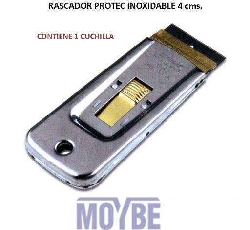 Rascador Metálico PROTECT 4cm [0]