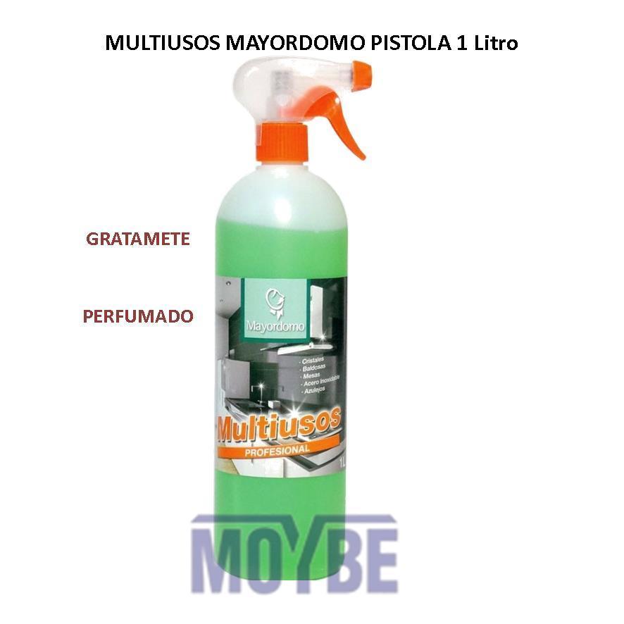 Multiusos Perfumado MAYORDOMO Piltola (1Litro)