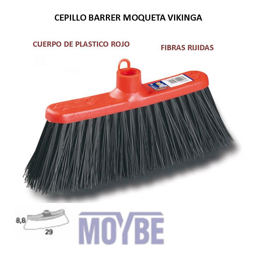 Cepillo sin Mango Moqueta VIKINGA