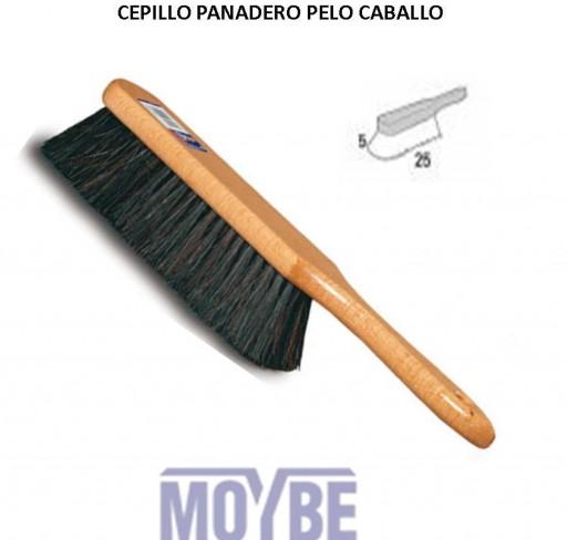 Cepillo Panadero Mezcla Nº2 [0]