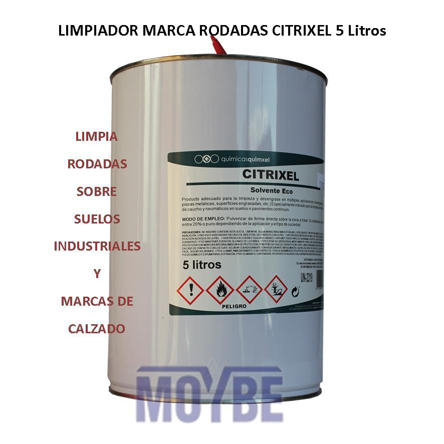 CITRIXEL Solvente Eco 5 Lts.