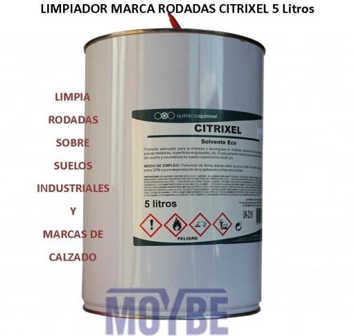 CITRIXEL Solvente Eco 5 Lts. [0]