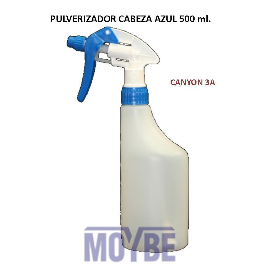 Pulverizador 3A Profesional (500ml)