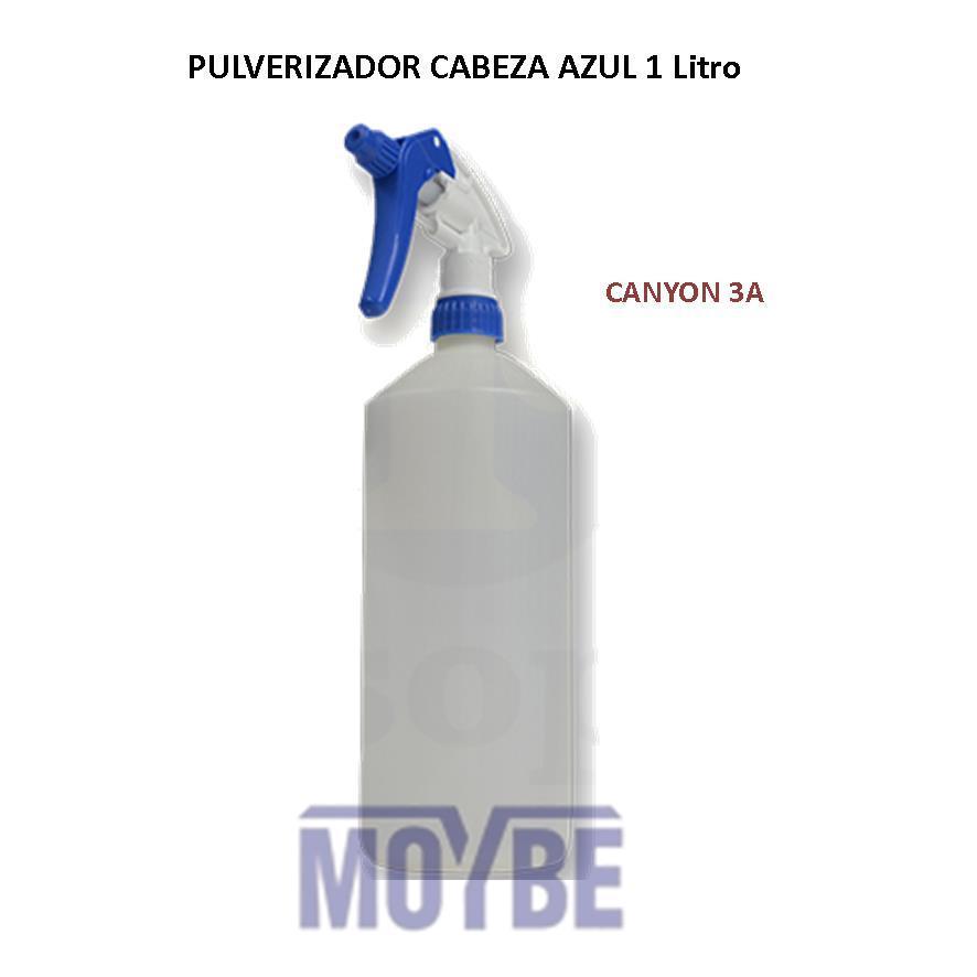 Pulverizador 3A Profesional (1 litro)