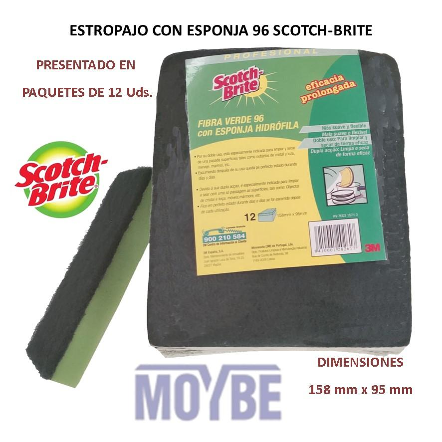 Esponja SCOTCH-BRITE Profesional Gigante